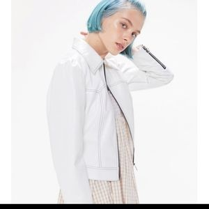 NWT Urban Outfitters Vegan Jacket